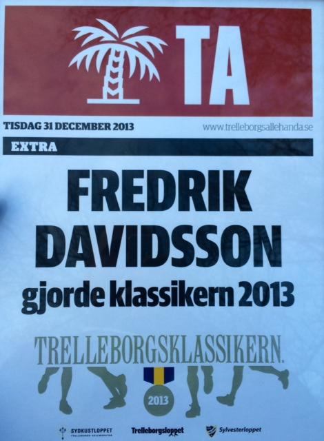 Målet med året var att fullfölja Trelleborgsklassikern. Det blev så mycket mer än så.